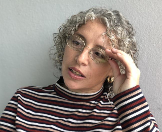 Ruth Percowicz profesora de meditación cabalística