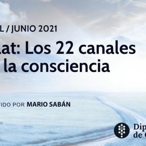 Daat: Los 22 canales de la consciencia